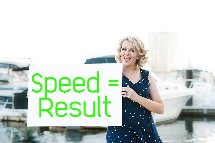 website build for speed and function not just looks
