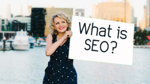 search engine optimisation explained quickly and simply
