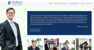 ux, user experience, digital copywriting, rebranding, Stafford advisory