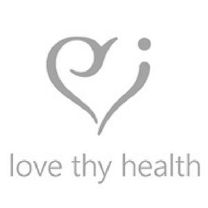 love thy health logo
