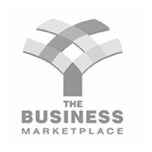 the business marketplace logo